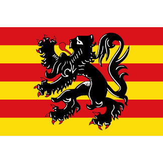 Oudenaarde, Belgium flag
