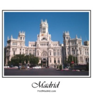 Madrid Magnets