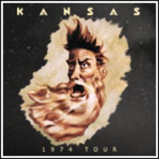 KANSAS - 1974 Tour