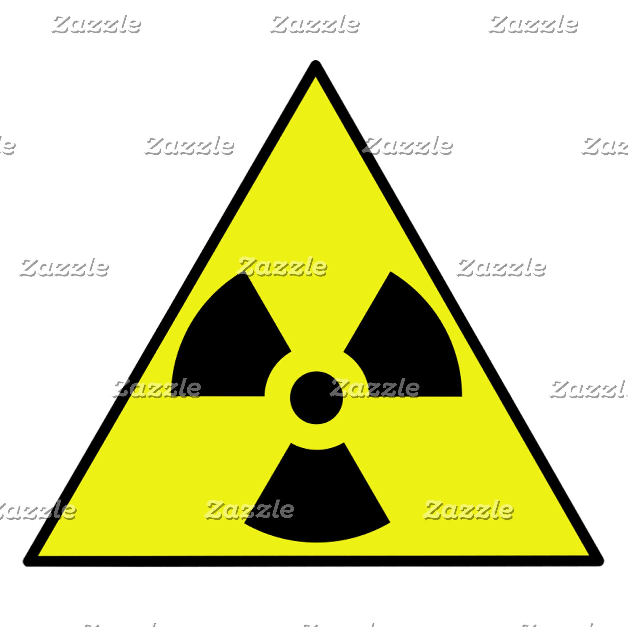 Nuclear Warning Triangle
