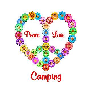 Camping Peace Love