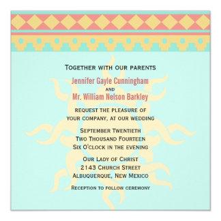 Tribal Sun Southwestern Wedding Products