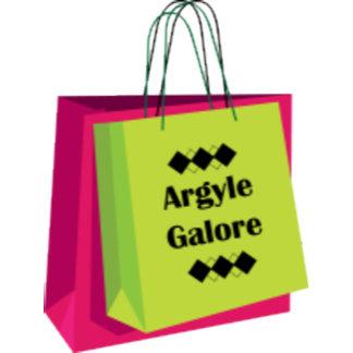 Argyle Galore!