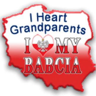 """I """"Heart"""" Polish Grandparents"""