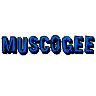 THE MUSCOGEE-(The Muskogee,Creek,Mvskoke)