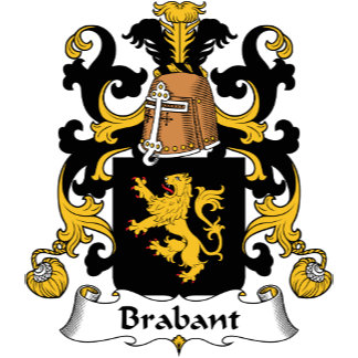 Brabant Family Crest