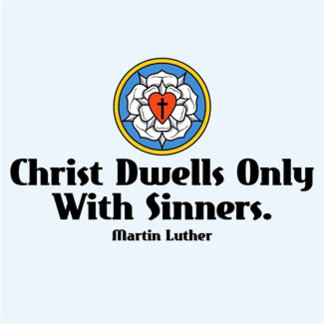 Christ and Sinners