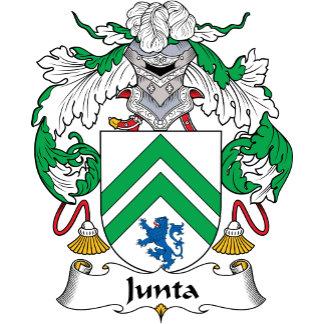Junta Family Crest