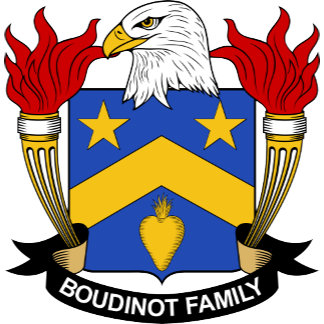 Boudinot Coat of Arms