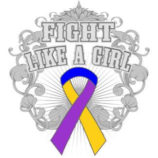 Bladder Cancer Fight Like A Girl Fleurish