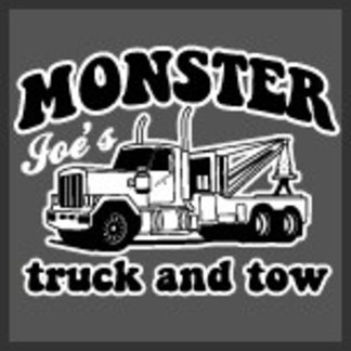 Monster Joe's Truck and Tow