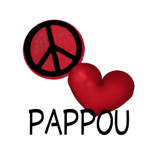 Peace Love Pappou