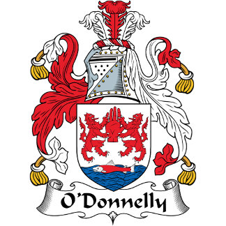 O'Donnelly Coat of Arms