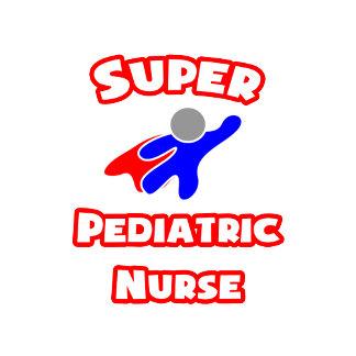 Super Pediatric Nurse