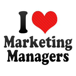 I Love Marketing Managers