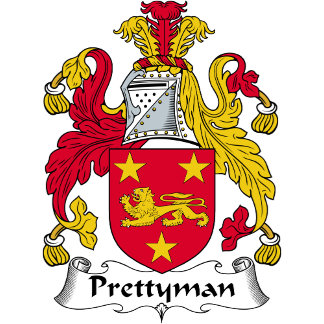 Prettyman Family Crest