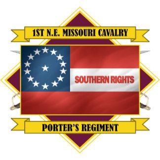 1st N.E. Missouri Cavalry