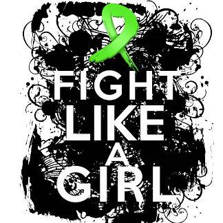 Lymphoma Grunge Fight Like a Girl