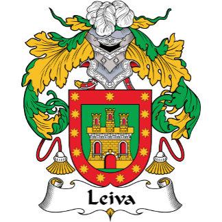 Leiva Family Crest