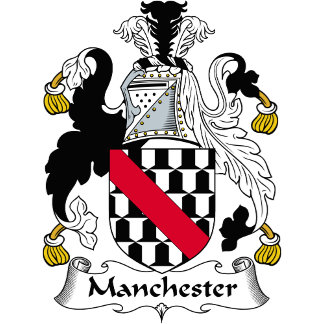 Manchester Family Crest