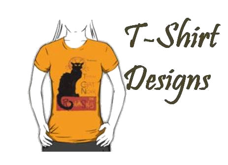 Customizable Designer T-Shirts