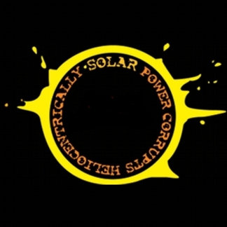 Solar Power Corrupts Heliocentrically