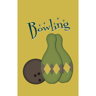 50's Retro Bowling