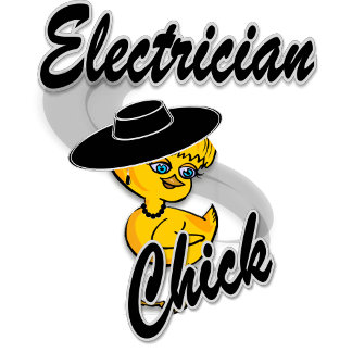 Electrician Chick #4