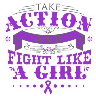 Epilepsy Take Action Fight Like A Girl