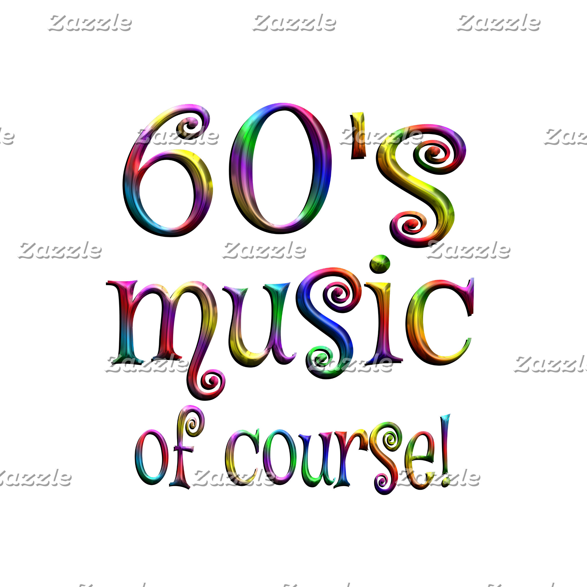 60s Music of Course