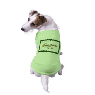Holiday Pet clothes