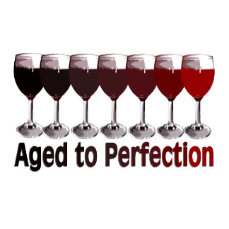 Aged to Perfection/ Red Wine
