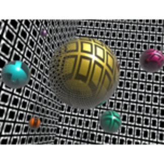 Gravity Free Spheres