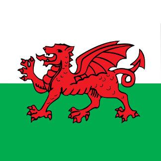 Welsh High quality Flag