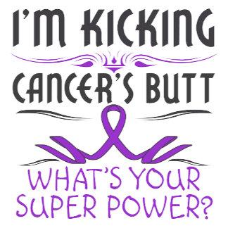 Leiomyosarcoma Kicking Cancer Butt Super Power