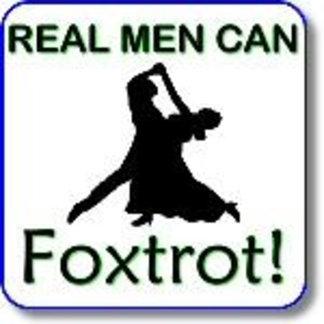 Real Men Foxtrot