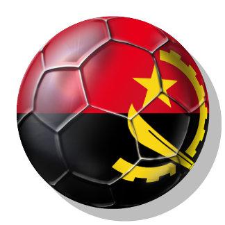 Angola Black Antelopes Soccer gifts & fans shirts
