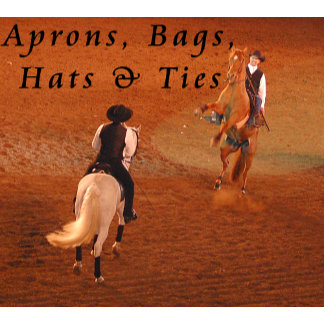 Aprons, Bags, Hats and Ties