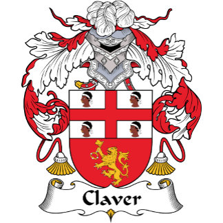 Claver Family Crest