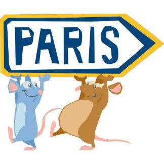 Ratatouille Remy and Emile