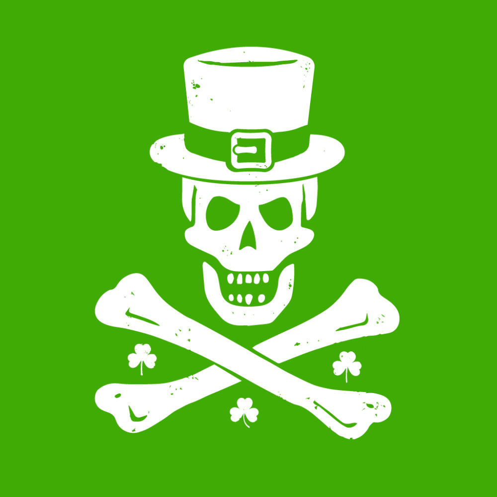 Irish Crossbones