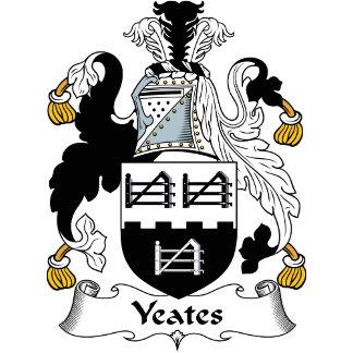 Yeates Coat of Arms