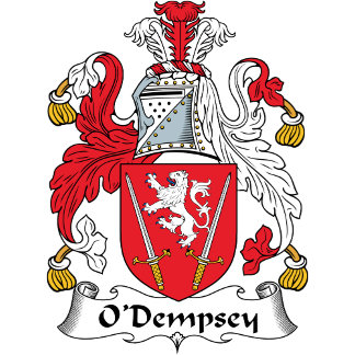 O'Dempsey Coat of Arms