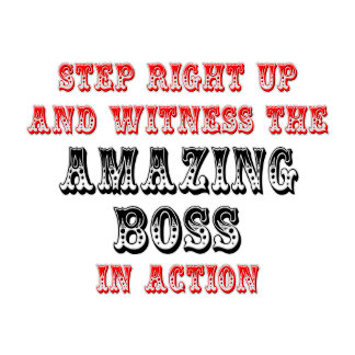 Amazing Boss In Action