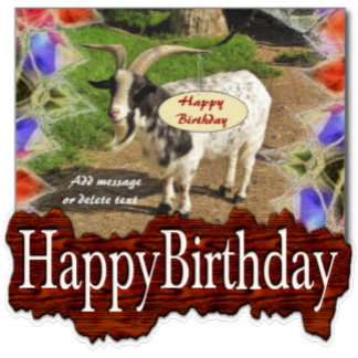 HappyBirthday/Geburtstag