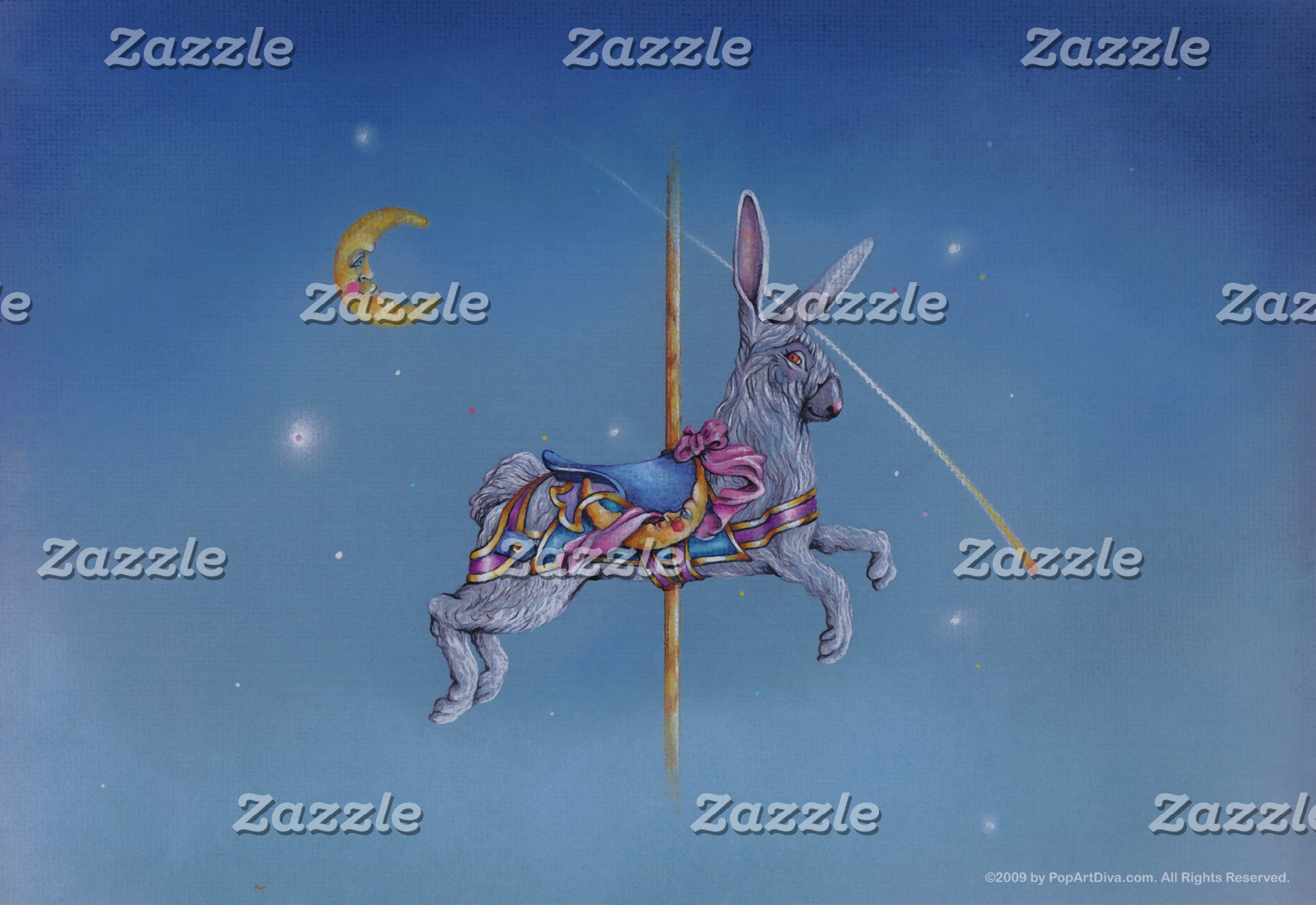 Cosmic Rabbit Carousel
