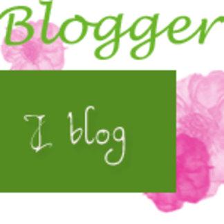 I blog