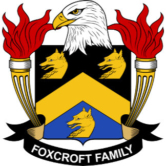 Foxcroft Coat of Arms