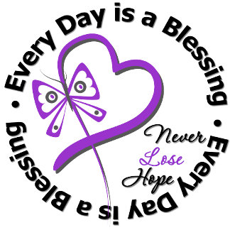 Every Day is a Blessing - Hope Leiomyosarcoma