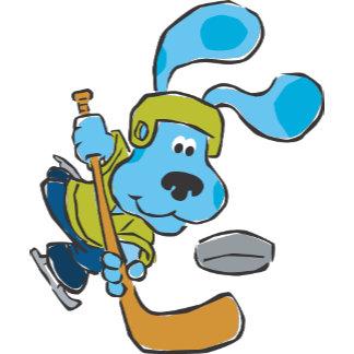 Blue's Clue - Hockey